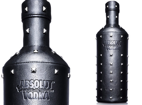 Absolut Vodka Rock Edition by  Natalia Brilli