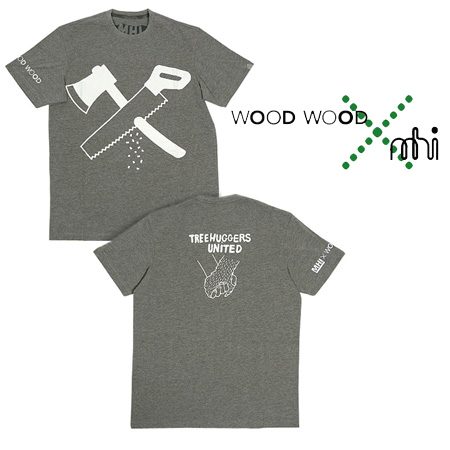WoodWood x MHI Tee
