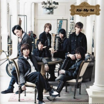Kis-My-Ft2 – Kis-My-Me-Mine