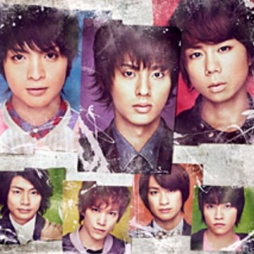 Kis-My-Ft2 – Winter Lover