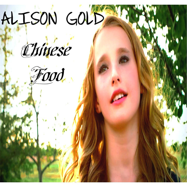 Alison Gold — Chinese Food (studio acapella)