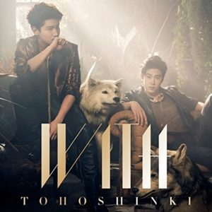 WITH TVXQ 東方神起 - Chandelier 歌詞 PV