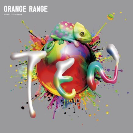 ORANGE RANGE – Sky High