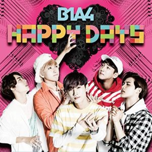 B1A4 – Colorful