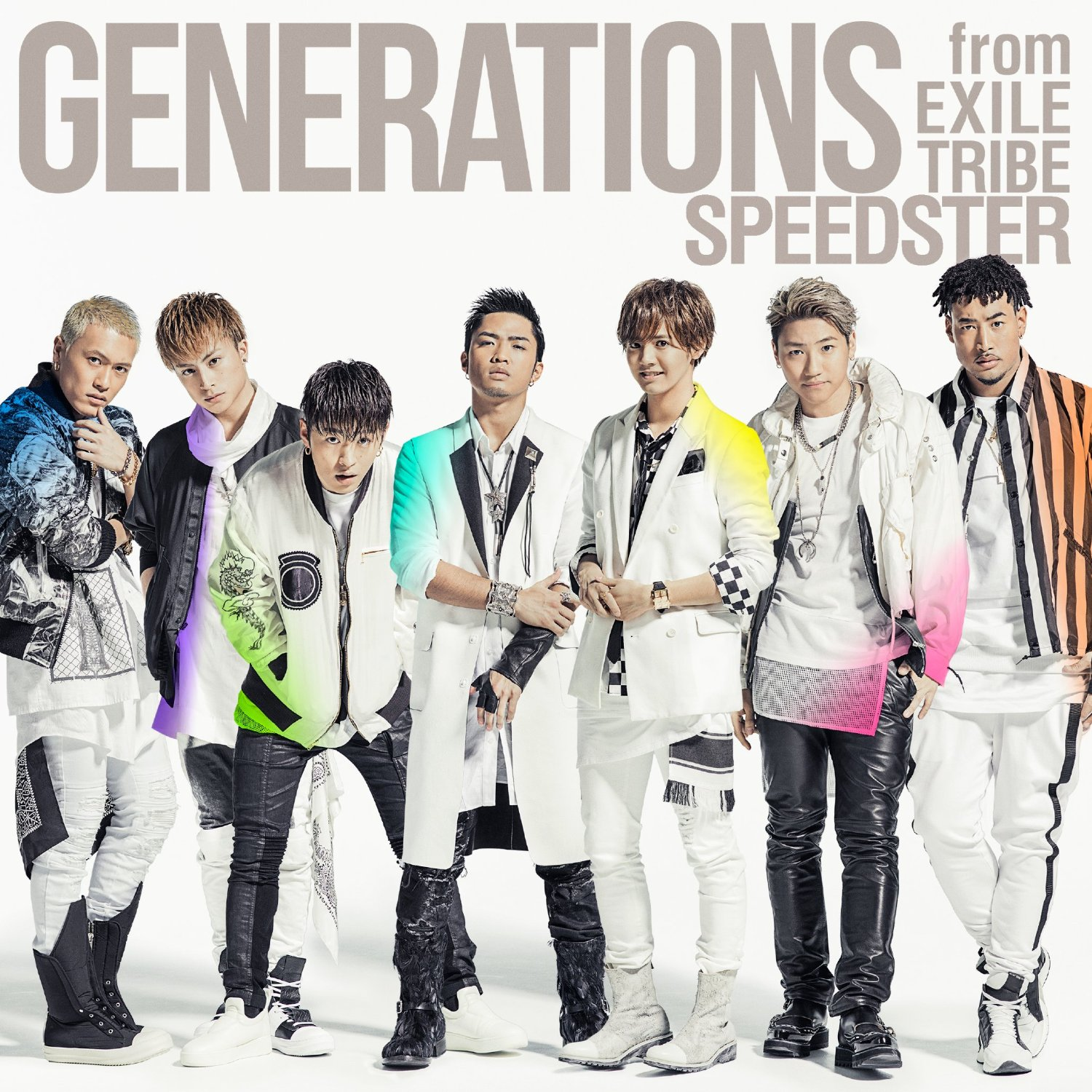 GENERATIONS from EXILE TRIBE -...