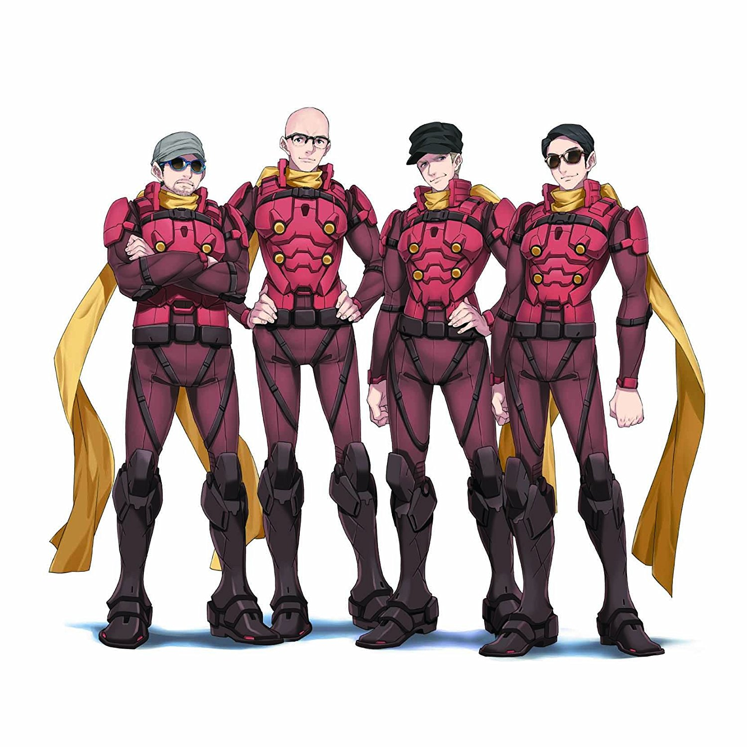 映画 CYBORG009 CALL OF JUS... A.I. am Human MONKEY