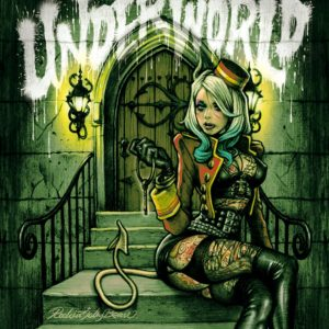 VAMPS  UNDERWORLD 歌詞 PV