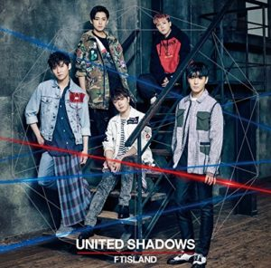 FTISLAND アルバム UNITED SHADOWS