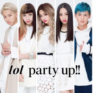 lol - party up!! 歌詞 PV