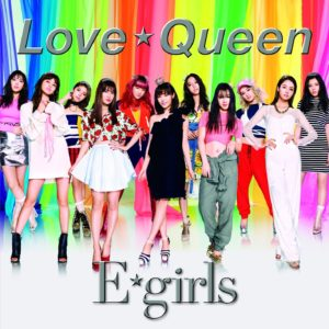 E-Girls Smile For Me  歌詞 PV