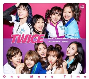 TWICE , One More Time 歌詞 MV
