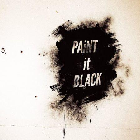 BiSH - PAiNT it BLACK  歌詞 PV