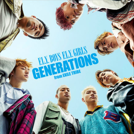 GENERATIONS from EXILE TRIBE – F.L.Y. BOYS F.L.Y. GIRLS