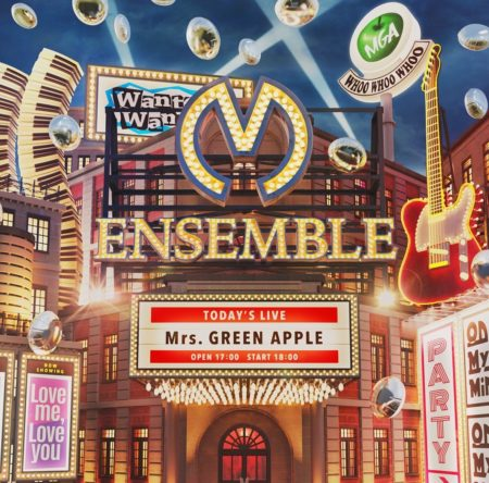 Mrs.GREEN APPLE ENSEMBLE アルバム 歌詞 MV