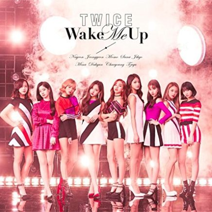 TWICE – Wake Me Up