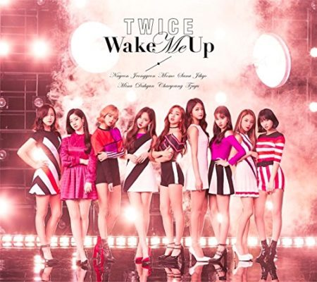 TWICE , Wake Me Up