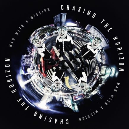 MAN WITH A MISSION  アルバム Chasing the Horizon