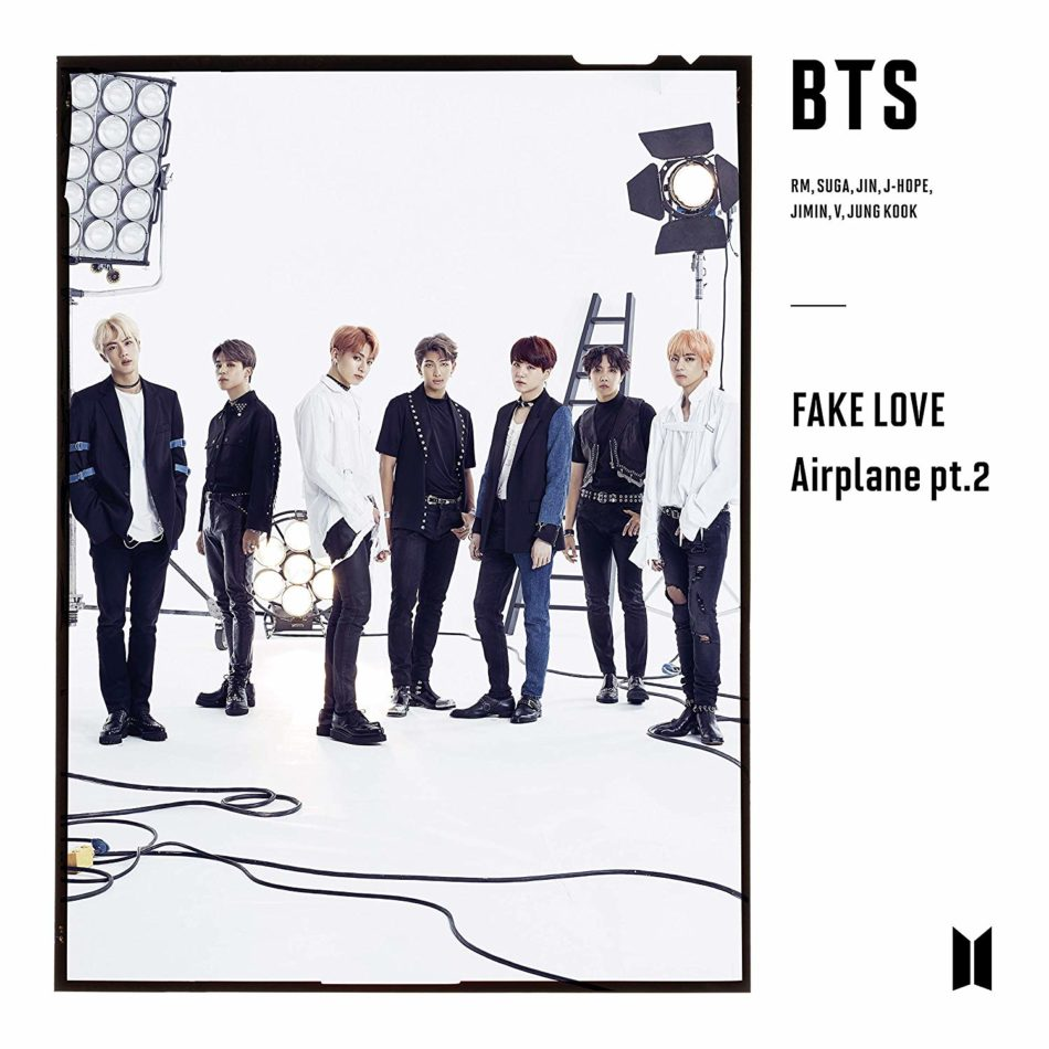 防弾少年団 – FAKE LOVE Japanese ver.