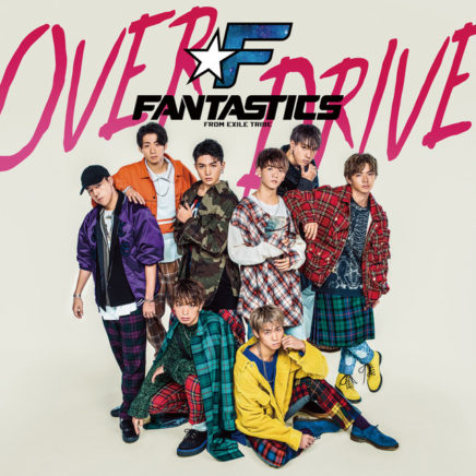 FANTASTICS from EXILE TRIBE  – FANT-A-STEP(Special Bonus Track)