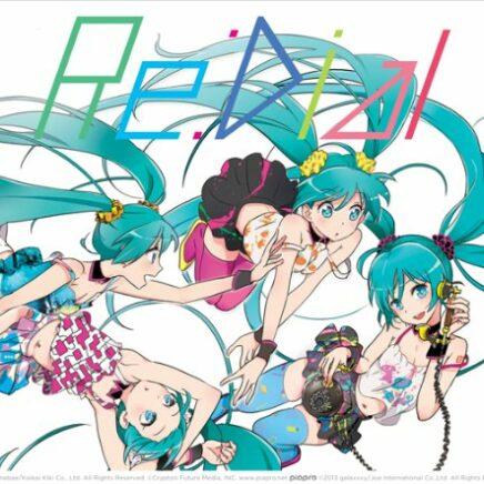 livetune feat. 初音ミク – Redial