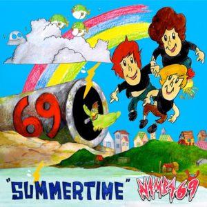 NAMBA69 - SUMMERTIME 歌詞 PV