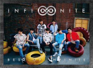 INFINITE D.N.A 歌詞 PV