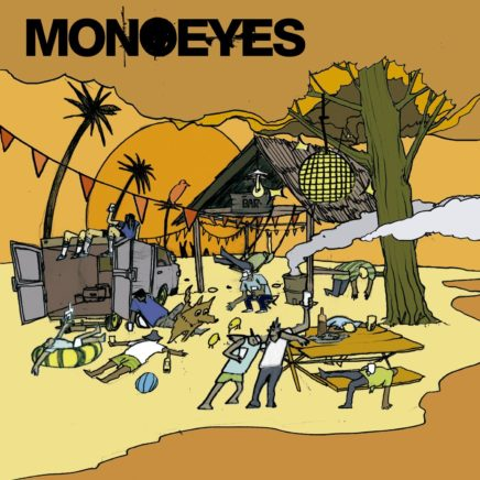 MONOEYES – Borders & Walls