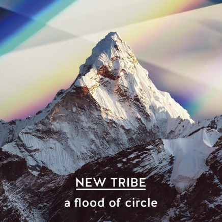 a flood of circle – BLUE