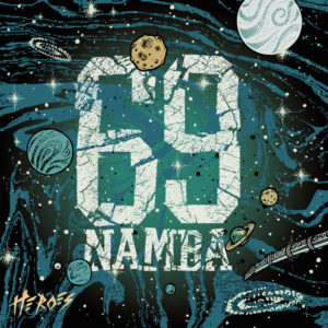 NAMBA69 - LOOK UP IN THE SKY 歌詞 PV