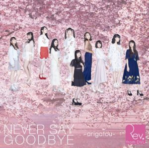 Rev.from DVL -NEVER SAY GOODBYE歌詞 PV
