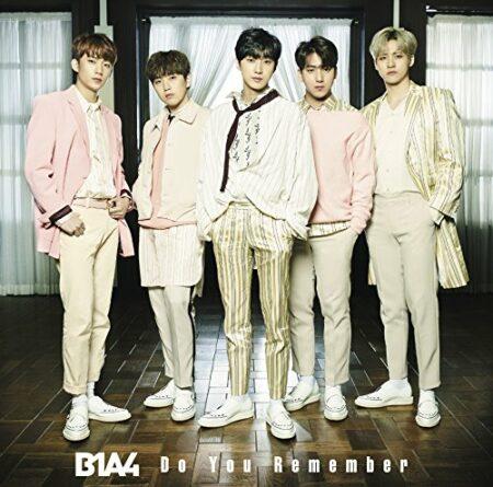B1A4 -Rollin' Japanese ver. 歌詞 PV