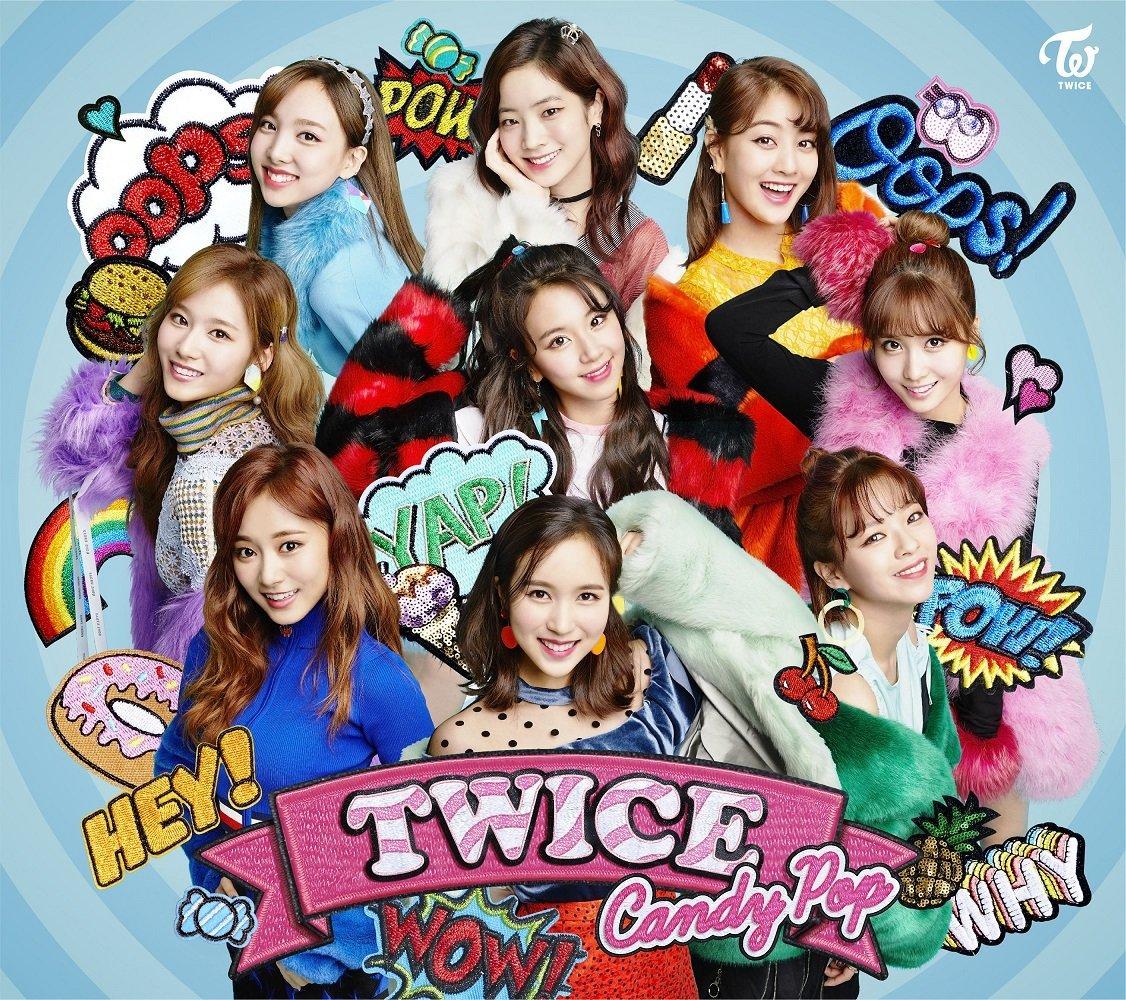 TWICE『&TWICE』リリース特集ページ - K-Pop - TOWER RECORDS ONLINE