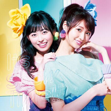 福原遥×戸松遥 – It's Show Time!!