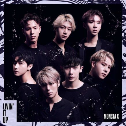 Monsta X – LIVIN' IT UP