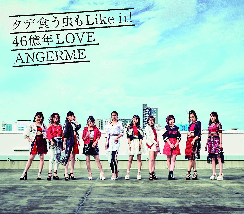 アンジュルム - タデ食う虫もLike it! 歌詞 PV