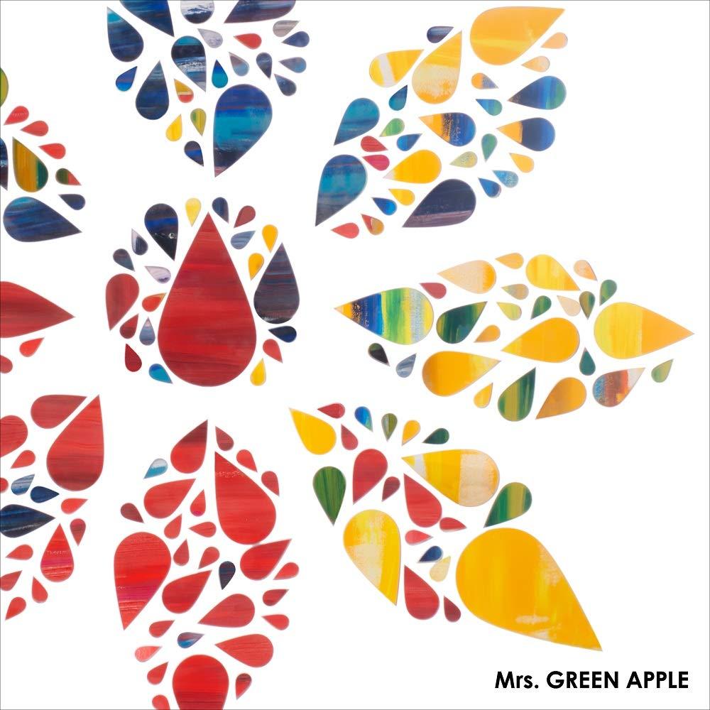 ミセス グリーン アップル folktale Mrs. GREEN APPLE – Folktale