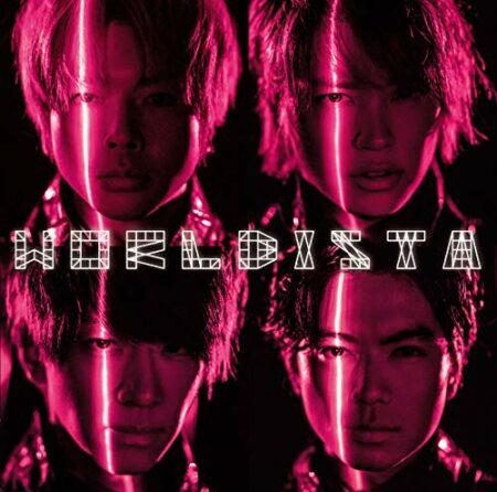 NEWS アルバム WORLDISTA