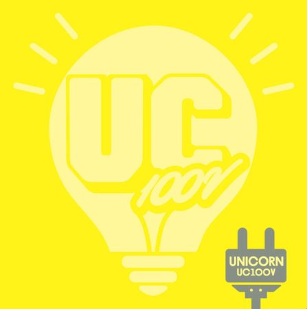 UC100V 365歩のマッチョ