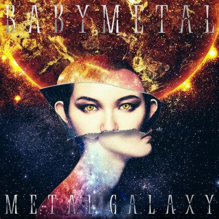 BABYMETAL アルバム METAL GALAXY