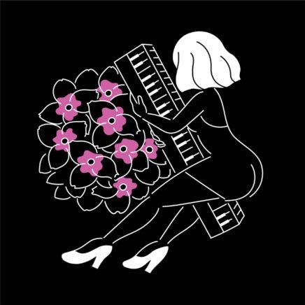 FUKUSHIGE MARI – 沈丁花、低く