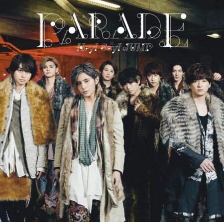 Hey! Say! JUMP アルバム PARADE UTAGE Tonight