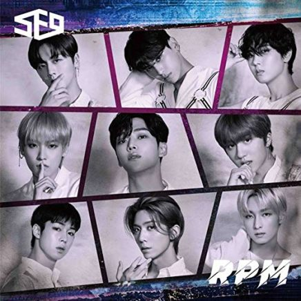 SF9 – Round And Round Japanese ver.