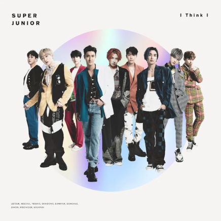 SUPER JUNIOR – I Think I