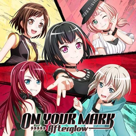 Afterglow – ON YOUR MARK