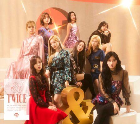 TWICE &TWICE  アルバム 歌詞 MV