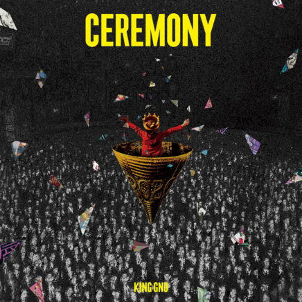 King Gnu アルバム CEREMONY