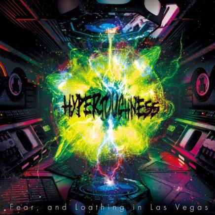 Fear, and Loathing in Las Vegas アルバム HYPERTOUGHNESS