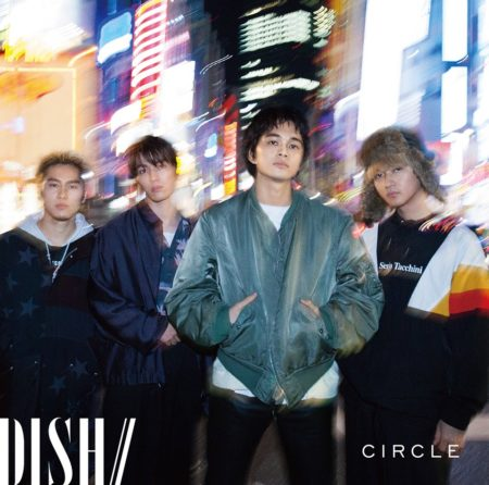 DISH// アルバム CIRCLE