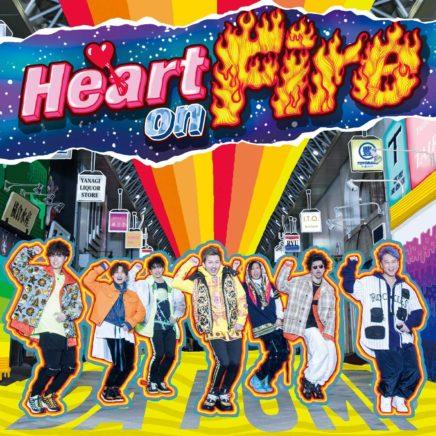 DA PUMP – Heart on Fire