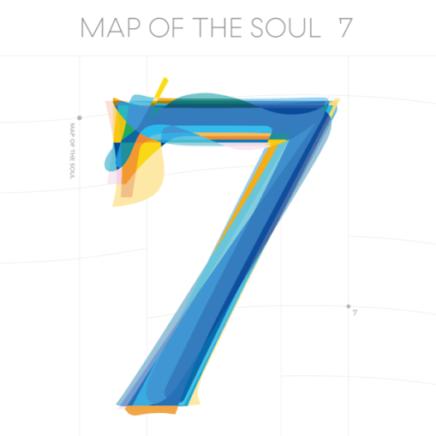 BTS 防弾少年団 アルバム MAP OF THE SOUL:7